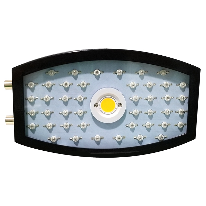 Two-Chip LED1100W Plant Growth Lamp Plant Cultivation Lamp, Gardening, Nursery, Greenhouse Planting, Etc. Adjustable Light Inten