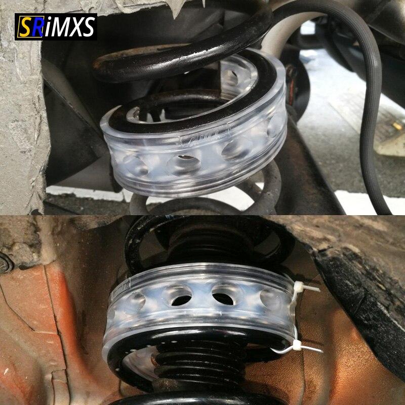 2 шт. авто буферы для пружин автомобильный амортизатор пружинный Бампер мощность автомобиля пружины амортизатора бамперы Подушка уретан для пружин|Детали амортизаторов|   | АлиЭкспресс