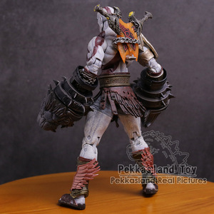 Image 3 - NECA God of War 3 Ghost of Sparta Kratos PVC Action Figure Collectible Model Toy 22cm