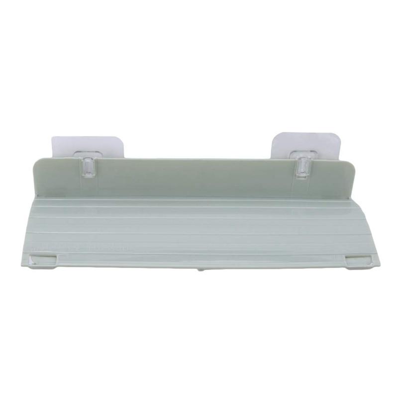 Suction Cup Sink Flap Pool Splash Guard Water Barrier Oil-Proof Splash Proof Baffle Repeatable Kitchen Sink Splash Guard Green