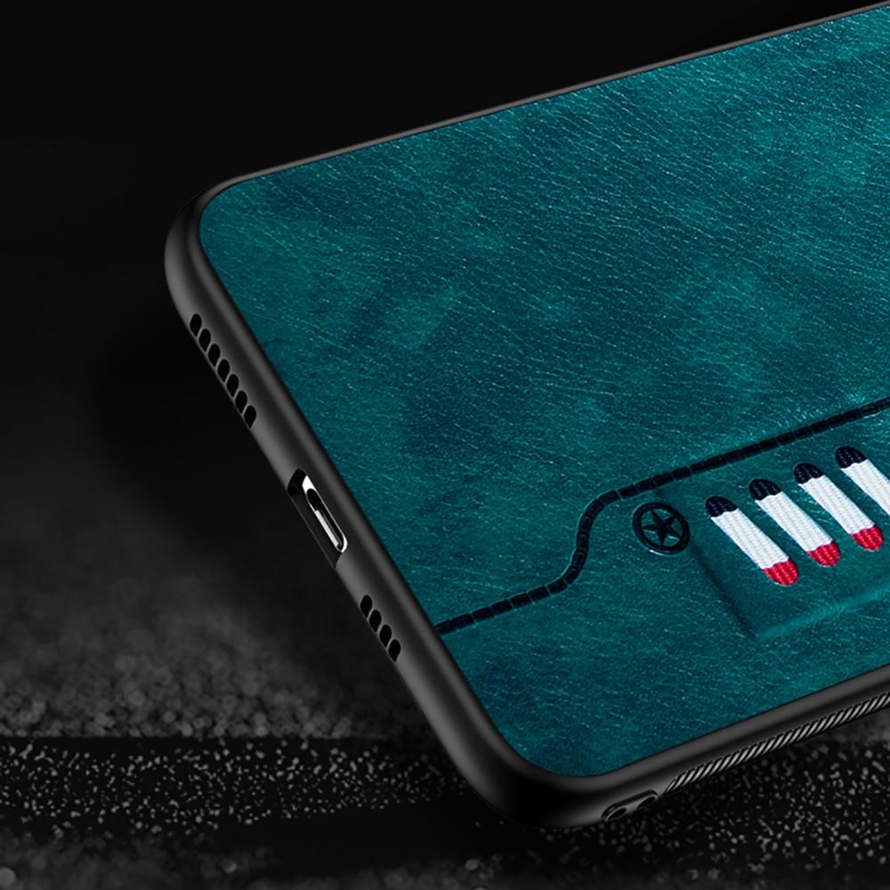for xiaomi redmi note 9s leather texture cover cases for redmi note 9s 9 pro max 9pro max note9s phone case coque fundas