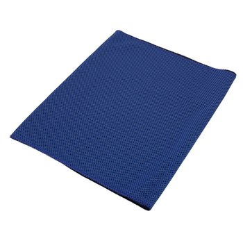Cold Towel Summer Sports Ice Cooling Towel Hypothermia Cool Towel 90x35CM for Children Adult Double Color Cool Towel image