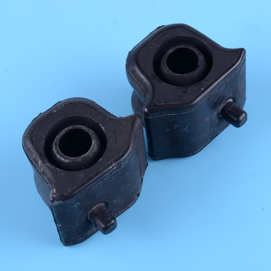 DWCX 2pcs Left & Right Car Front Suspension Stabilizer Bar Bushing 48815-42090 48815-42100 Fit For Toyota RAV4 2006-2012