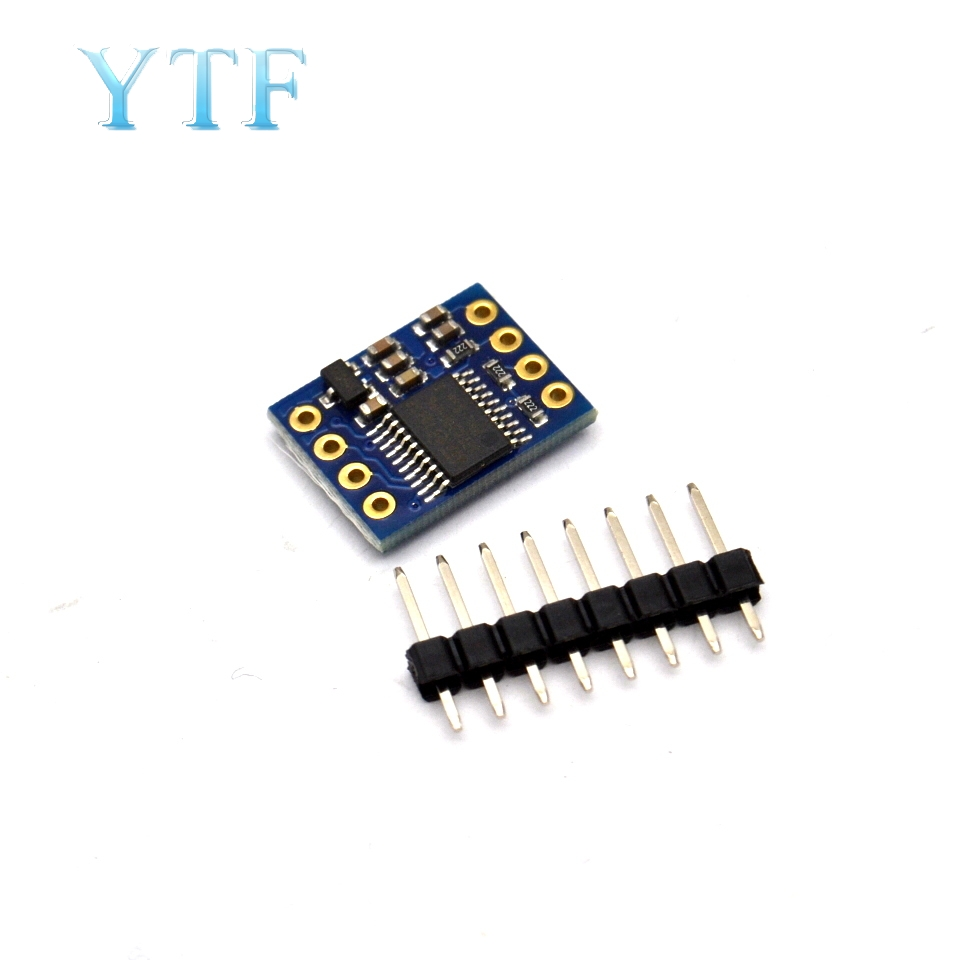 GY-25Z New Version Of The Serial Gyroscope Acceleration Angle Tilt MPU6050 Sensor Module