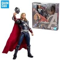 Bandai Geistern S.h. Figuarts Marvel Action Figur Thor 15Cm Action-figuren und Zubehör Spielzeug Avengers Marvel Legends