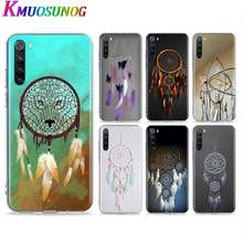 Transparante Tpu Cover Dream Catcher Voor Xiaomi Redmi Note 9 9S Max 8T 8 7 6 5 pro 5A 4X 4 Telefoon Case(China)