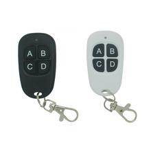 Duplicator Opener Gate Garage-Door Remote-Control Car-Rolling-Code Universal Nice 433MHZ