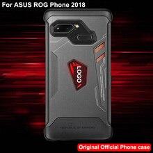 """מקורי אותו פסק עבור ASUS ROG טלפון מקרה ZS600KL רשמי טלפון מקרה עבור ASUS ROG טלפון 2018 Z01QD 6.0"""" כיסוי מעטפת"""