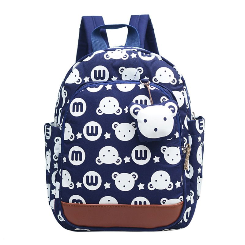 Rabbit Baby Backpack Cute Animals Anti-Lost School Bag For Toddlers Kids Girls Boys Age 1-6 Years Old