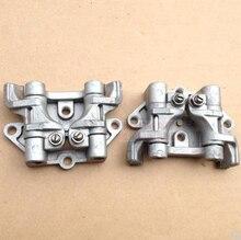 Ensamblaje de brazo de balancín del generador para el eje del motor de gasolina MITSUBISHI 154F 3HP, piezas de gasolina de 1 ~ 1.5kw 152F 156F