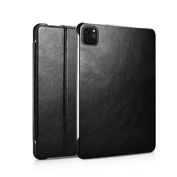 """Icarer 4 Colors Vintage Genuine Leather Case For iPad Pro 11"""" (2020) Retro Cowhide Leather Flip Cover For iPad Pro 11 Inch 2020"""