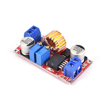 5A DC to DC CC CV Lithium Battery Step down Charging Board Led Power Converter Lithium Charger Step Down Module XL4015 image