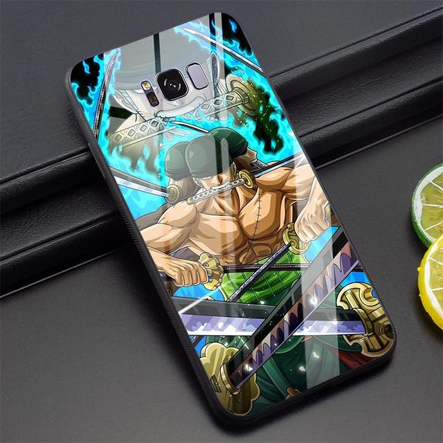 ONE PIECE THEMED SAMSUNG PHONE CASE (12 VARIAN)