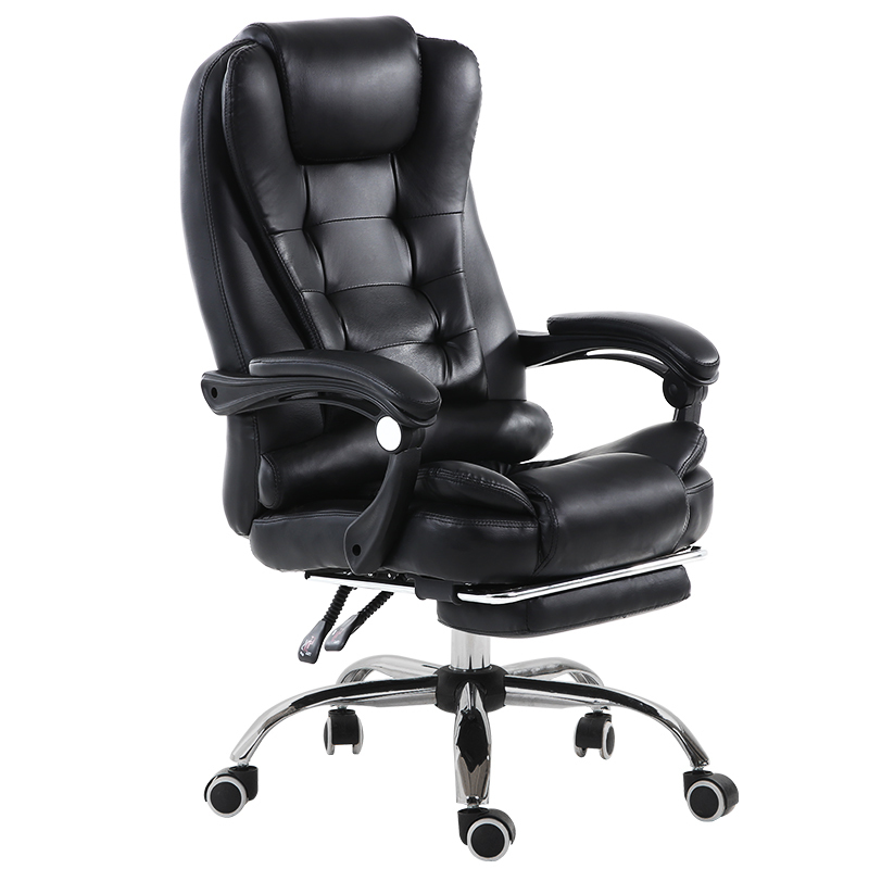 Luxury Quality  Live Esports Boss Office Silla Gamer Chair Wheel Ergonomics With Footrest Can Lie Synthetic Leather Household