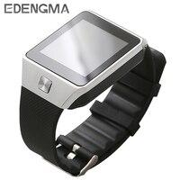 Reloj inteligente DZ09 para hombre, pulsera con auriculares, Bluetooth, cámara, SIM, tarjeta TF, conectado, Popular