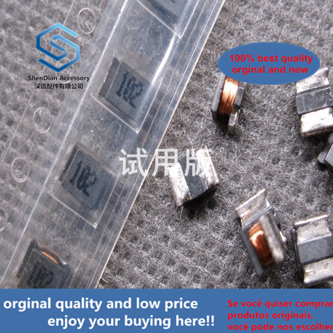 50pcs 100% Orginal New Chip Inductor CD453232-102J 1812 1MH 1000UH 5% I-shaped Winding Inductor