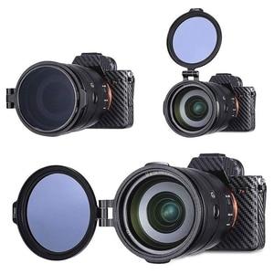 Image 3 - ND مرشح عدسة التصوير ، حامل التبديل ، التحرير السريع ، لكاميرا DSLR
