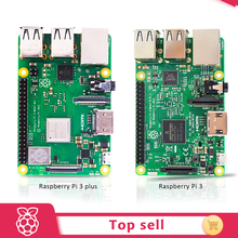 Großhandel Raspberry Pi 3 Modell B plus Raspberry Pi 3b Pi 3 Pi 3B Mit WiFi & Bluetooth raspberry pi 3b plus