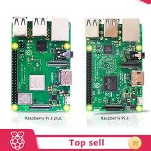 ขายส่งRaspberry Pi 3รุ่นB Plus Raspberry Pi 3b Pi 3 Pi 3Bพร้อมWiFiและบลูทูธRaspberry Pi 3b Plus