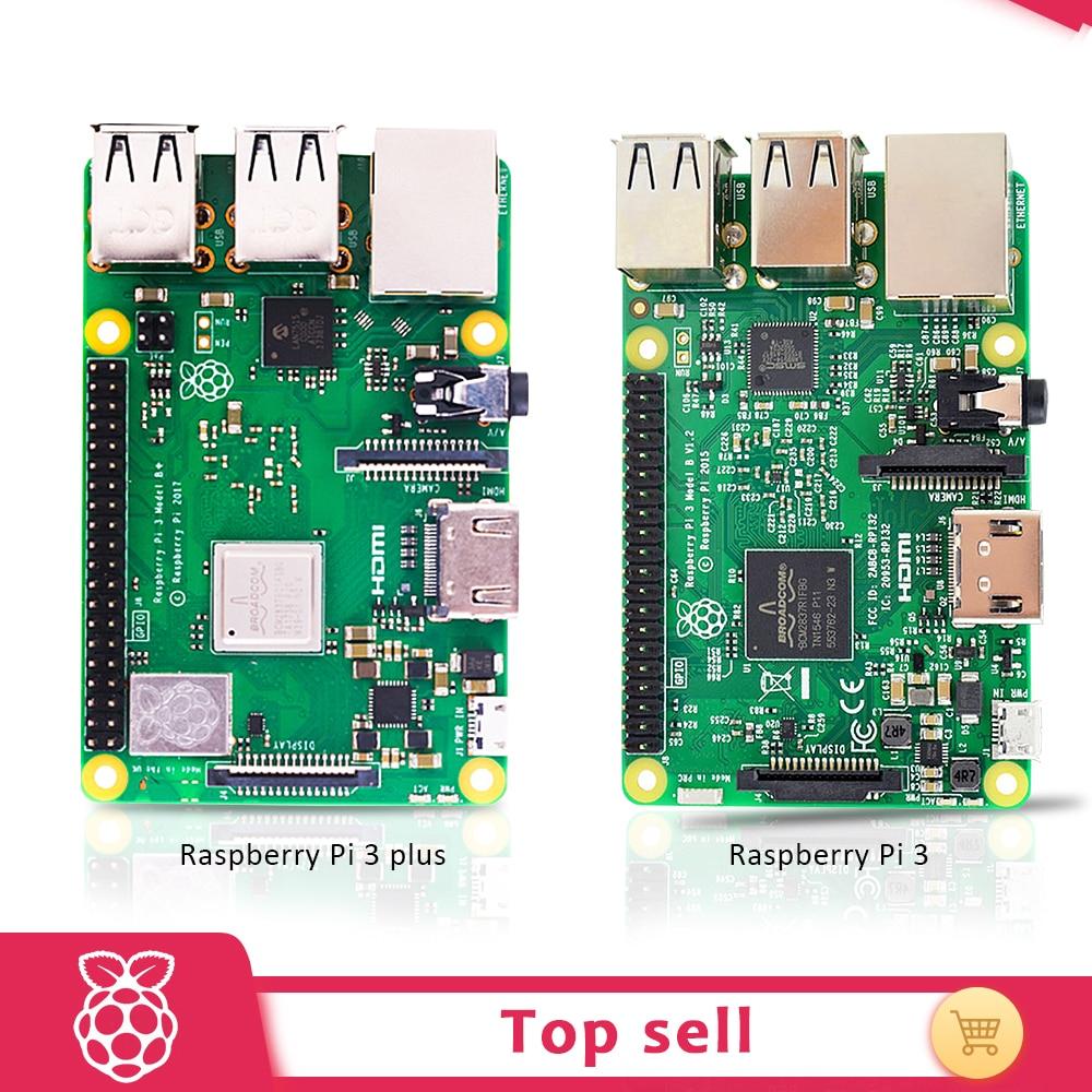 Wholesale Raspberry Pi 3 Model B plus Raspberry Pi 3b Pi 3 Pi 3B With WiFi  amp  Bluetooth raspberry pi 3b plus