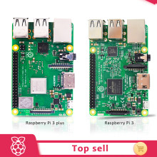 Großhandel Raspberry Pi 3 Modell B plus Raspberry Pi 3b Pi 3 Pi 3B Mit WiFi & Bluetooth raspberry pi 3b plus