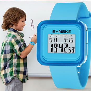 Детские часы SYNOKE