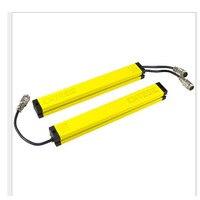Cortina de luz de segurança protetor de radiação infravermelha de segurança do obturador universal tipo soco