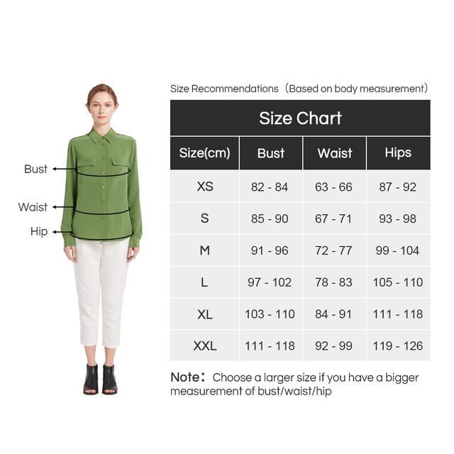 LilySilk Silk Blouse Women Top Shirt Short Sleeve Tee Ladies Pure Nature Mulberry Round Collar Button Slit Back Closure Elegant 5