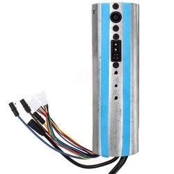 Elos-electric Scooter aktywowana deska rozdzielcza Bluetooth płyta sterowania płyta główna kontroler i ładowarka dla Ninebot ES1 ES2 ES3 ES4 U