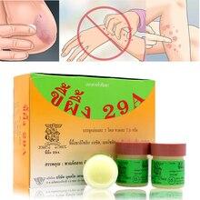 تايلاند 29A Gilmarke مخزن مرهم Psoriasi Eczma كريم يعمل بشكل جيد حقا لالتهاب الجلد الصدفية الأكزيما الشرى البريبيري