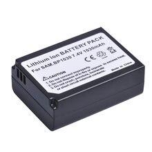 1030mAh 7.4V BP1030 BP 1030 BP-1030 pil Samsung NX1100 NX-300M NX300 NX500 NX1000 NX200 NX210 piller