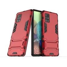 OUDINI Lưng Đứng Chống Sốc Dành Cho Samsung Galaxy A71 5G A51 Ốp Lưng