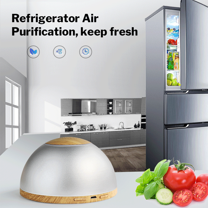 Ozone Air Purifier Fresh Deodorizer Fridge for refrigerator font b closets b font pet car portable