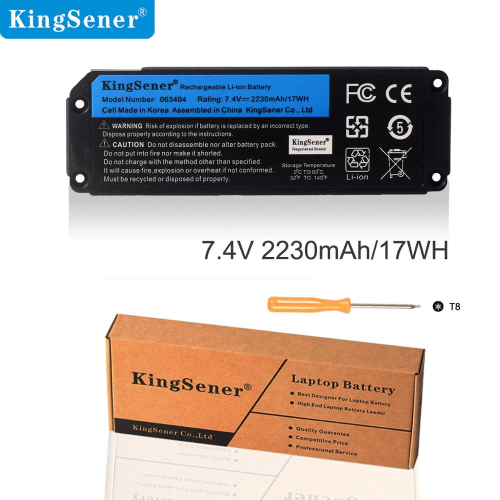 Kingsener 061384 061385 061386 063404 063287 batterie pour BOSE SoundLink Mini I Bluetooth haut-parleur batterie Rechargeable 7.4V 17WH