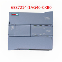CPU 6ES7 6ES7214-1AG40-0XB0 Original 10-Do-24-V Ai-0-10v 24V DI DC