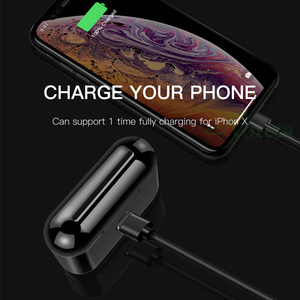 Image 3 - Roreta HBQ Q32 Wireless Bluetooth Earphone True 3D Stereo Earbuds Headset Sport Handsfree Earphones With Mic Charging Box
