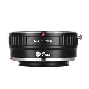 Image 4 - Fikaz LM/M42/NIKONG/NIK/MD/FD/PK/CY/EOS/OM NEX לן מתאם טבעת אלומיניום סגסוגת עבור Canon Pentax פוג י עדשת ניקון Sony מצלמה