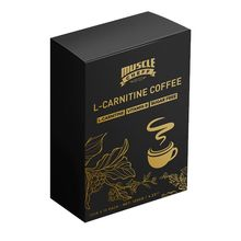 L-carnitine coffee nutrition natural English upper supplement Strengthens Muscles and Improves Immunity 12G x 10 Pack()