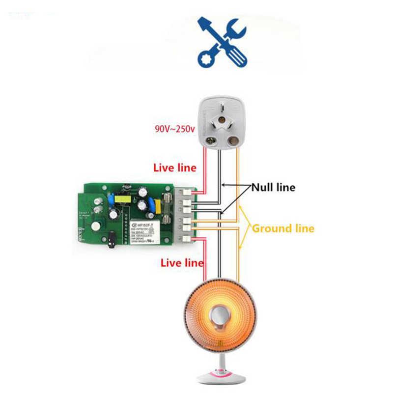 Sonoff WiFi مفتاح ذكي Sonoff TH16 TH10 المنزل الذكي 10A/16A مراقبة درجة الحرارة الرطوبة التحكم عن بعد تحكم لتقوم بها بنفسك