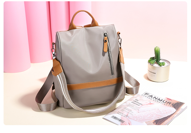 H97764109624841d4b988b7ddc7874dd3o Anti-theft women backpacks ladies large capacity backpack high quality bagpack waterproof Oxford women backpack sac a dos