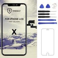 아이폰 X XS Max XR LCD 디스플레이 화면 Tianma AMOLED OEM 디지타이저 터치 스크린 어셈블리 아이폰 X LCD 화면|휴대폰 LCD|   -