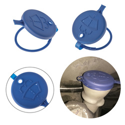 Universal Replacement Part Eservoir Washer Cap Car Windshield Wiper Reservoir Washer Bottle Cap Lid Top Car Windshield