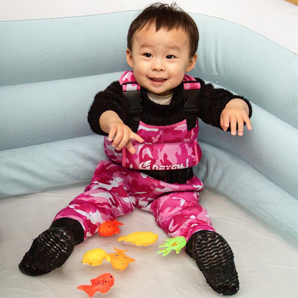 neygu 5mm neoprene impermeavel isolado termico crianca 04