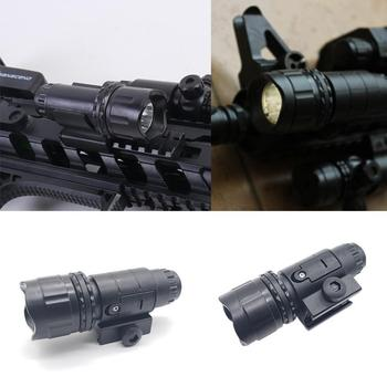 Tactical Light X400 High Output LED Flashlight &Red accessories Dropshipping flashlight adjustable flashlight Combo Toy Las I0L5 image