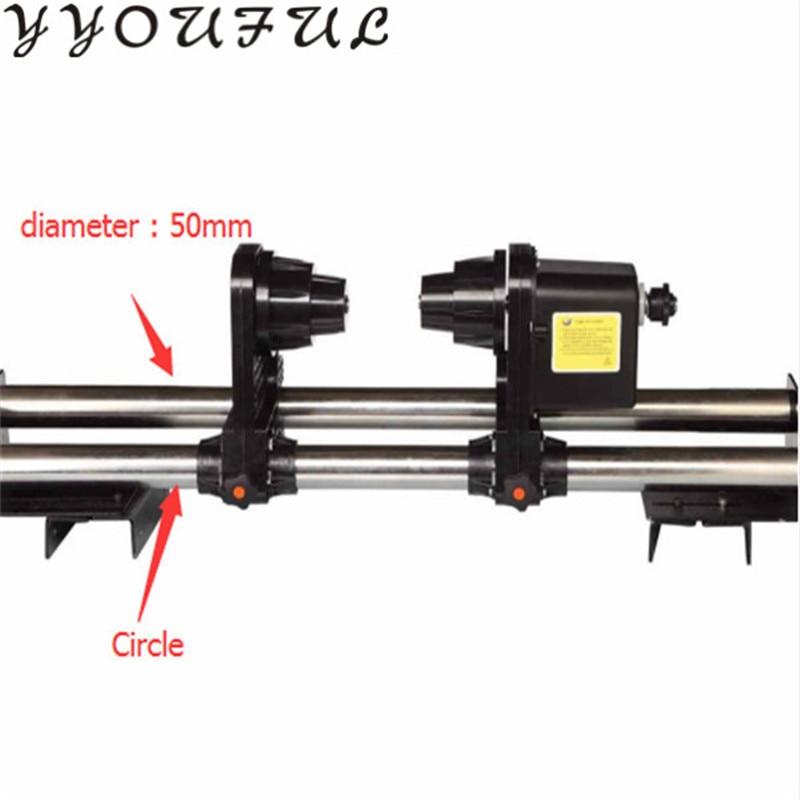 Système de bobine de prise de médias automatique d'imprimante puissante un moteur 220V pour le collecteur de papier d'epson Allwin humain Xuli Mimaki Mutoh-in Pièces détachées from Ordinateur et bureautique on AliExpress - 11.11_Double 11_Singles' Day 1