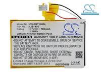 Cameron Sino 700Mah Batterij 1-853-104-11  LIS1476  LIS1476MHPPC(SY6) voor Sony PRS-T1  PRS-T2  PRS-T3  PRS-T3E  PRS-T3S