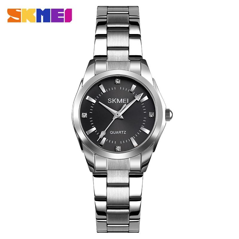 2020 SKMEI Casual Women Romantic Quartz Watches Luxury Female Girl Clock Waterproof Ladies Wristwatches Relogio Feminino 1620 10