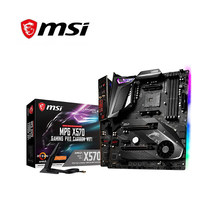NEUE Für MSI MPG X570 GAMING PRO CARBON WIFI Desktop PCI-E 4,0 DDR4 M.2 SATA3 Motherboard X570M X570 Buchse AM4 mainboard(China)