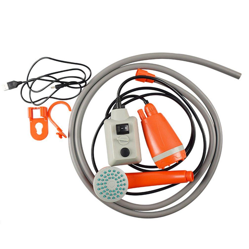 12v portatil viagem camping ducha chuveiro cao de estimacao 2020 maquina de lavar carro bomba eletrica