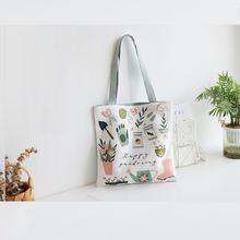 Высокое качество подкладка из хлопка модный дизайн Канва хозяйственная